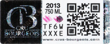 sticker-cru-bourgeois-millesime-2013