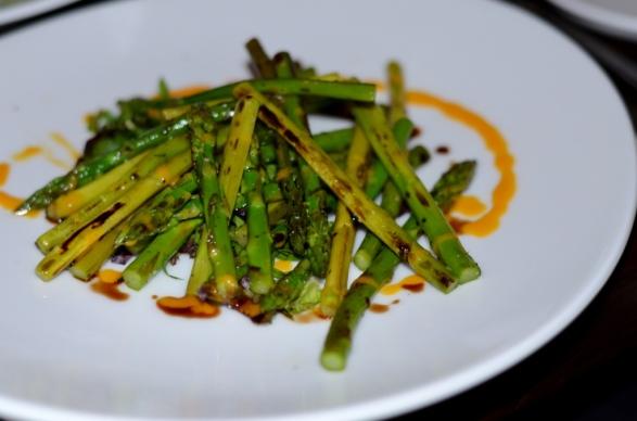 Asparagus at Tablao SoNo