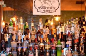 bar at Tavern 489