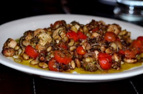 charred octopus Tavern 489
