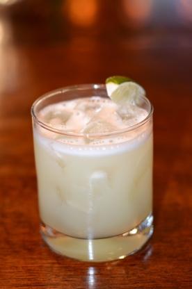 Charred Cocktail Tablao SoNo