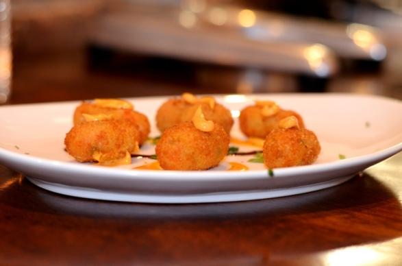 cheese croquettes Tablao SoNo
