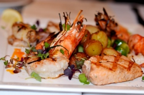 TerraSole Grilled Seafood