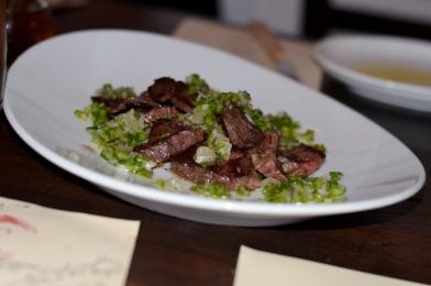 hanger steak Tablao SoNo