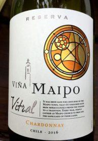 Viña Maipo Chardonnay
