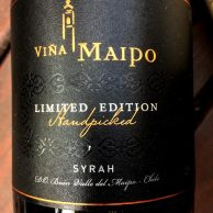 Viña Maipo Syrah Limited Edition