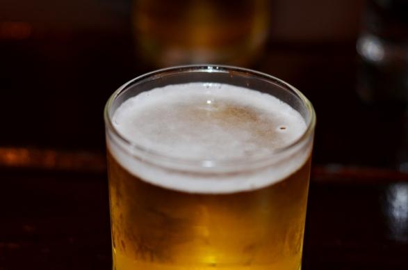 Moosehead Lager Beer Tavern 489