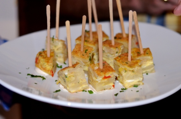 Potato Croquettes Tablao SoNo