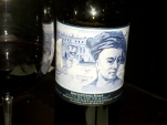 shooting star blue franc wine Tavern 489