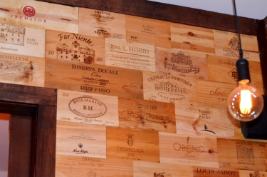 Wooden Planks Tablao SoNo