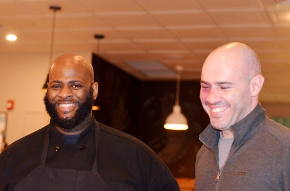 Howard McCall and Eugene Kabilnitsky MIRO Kitchen