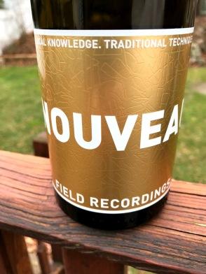 field recordings nouveau