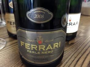 Ferrari Perlé Nero Metodo Classico