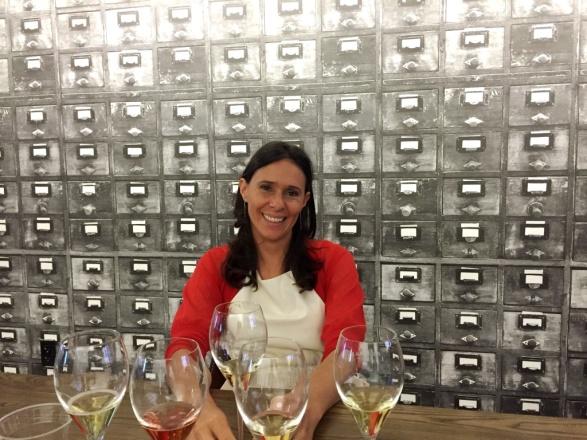 Camilla Lunelli, Ferrari wines