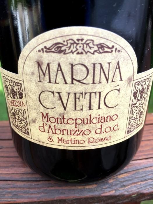 Marina Cvetić Montepulciano d'Abruzzo