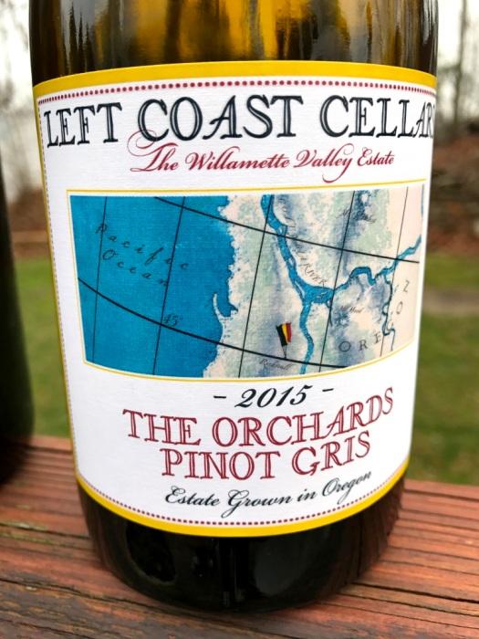 Left Coast Cellars Pinot Gris