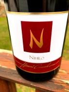 Henri Cruchon nihilo label