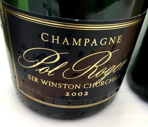 sir winston churchill champagne