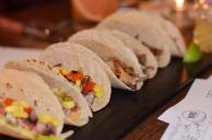Taco selection MIRO Kitchen