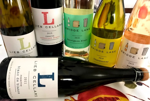 Lieb Cellars wines