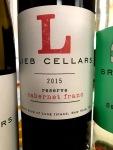 Lieb Cellars Cabernet Franc