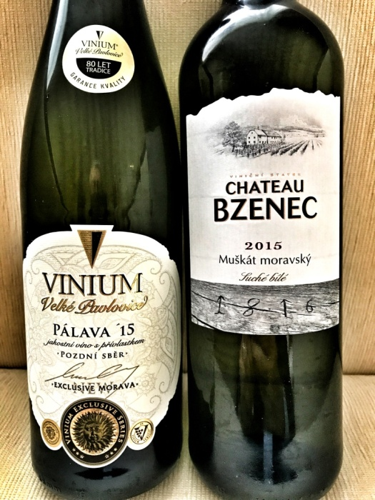 Czech White wines