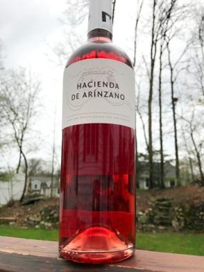Hacienda de Arinzano Rosé
