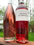 Rosé from California and Spain