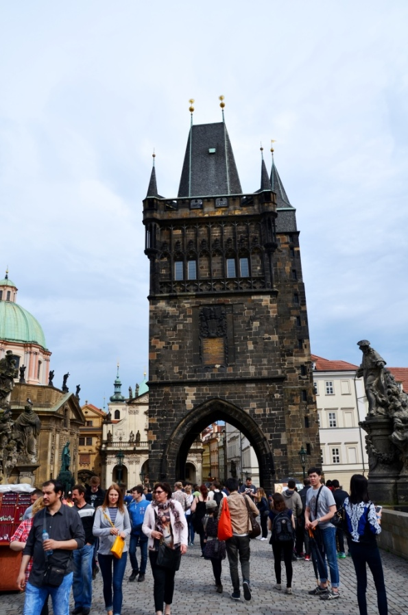 Prague Castles and Cathedrals (1)