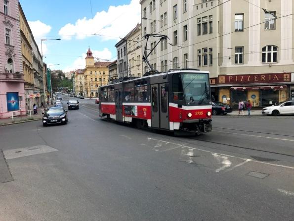 Streets of Prague