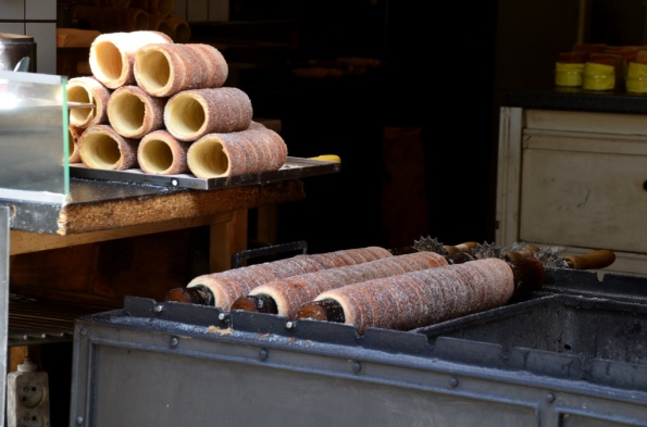 Streets of Prague - Trdelnik