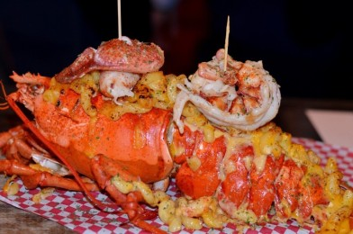 3 lb Lobster Mac at Killer B