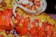 3 lb Lobster Mac at Killer B