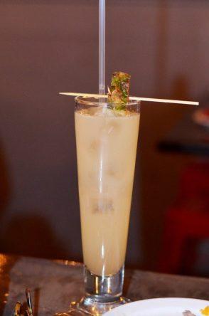 Abeja Cocktail at Killer B