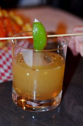 Bite the Bulleit cocktail at Killer B