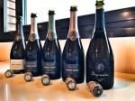 Franciacorta bottles Barone Pizzini