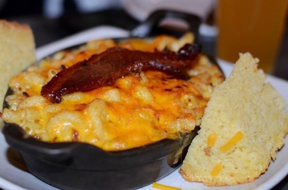 Mac'n'Cheese at Killer B