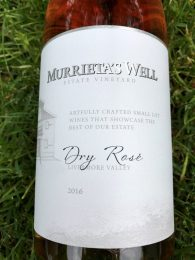 Murrieta's Well Dry Rosé