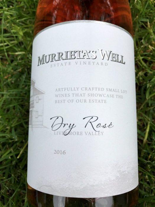 Murrieta's Well Dry Rosé