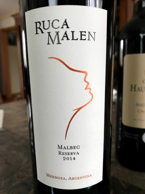 Ruca Malen Malbec