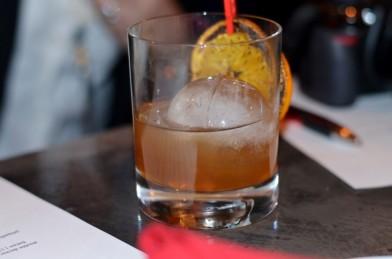 Smokin' B cocktail at Killer B