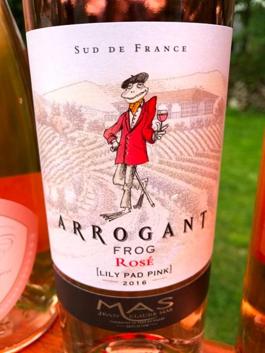Arrogan Frog Rose