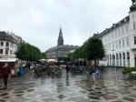 Copenhagen in the rain