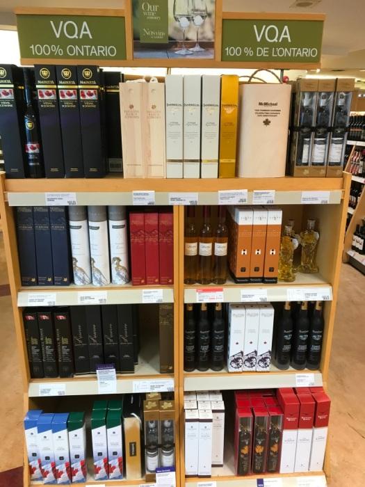 Jewels of Canada - Ice Wines