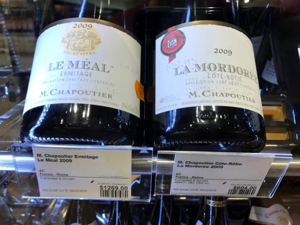 Le Méal and La Mordorée