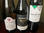 tasting Niagara wines