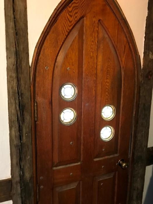 B&B Guest Suite Door Wing's Castle