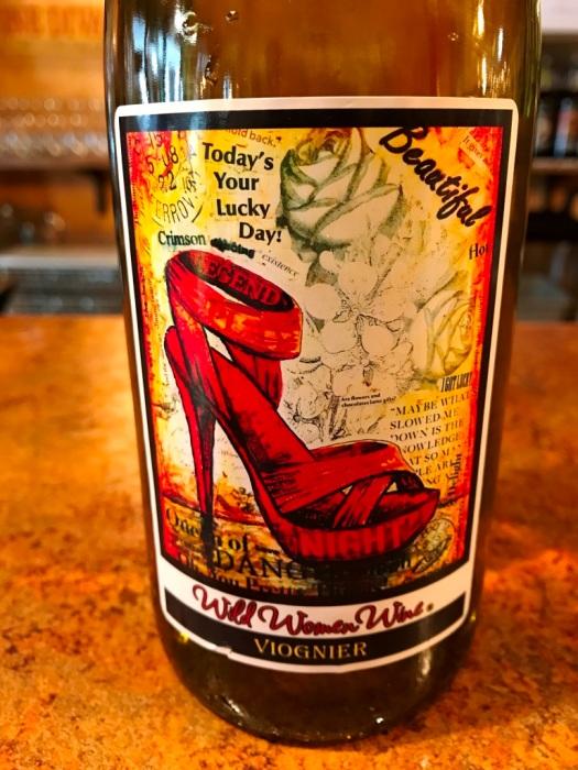 Wild Women Winery Viognier