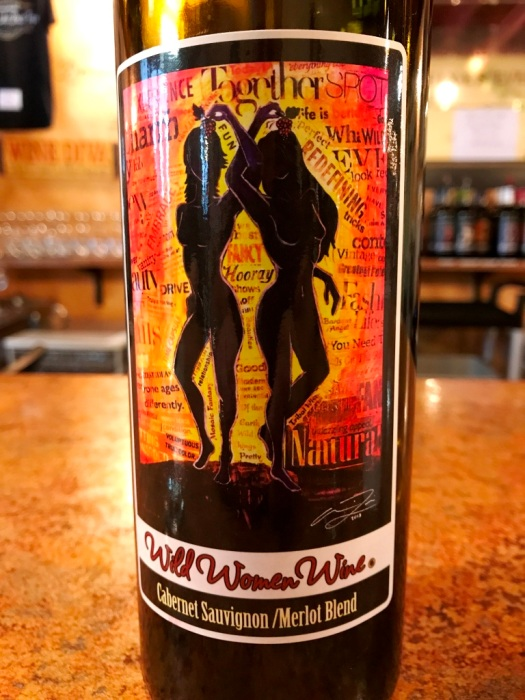Wild Women Winery Cab Merlot