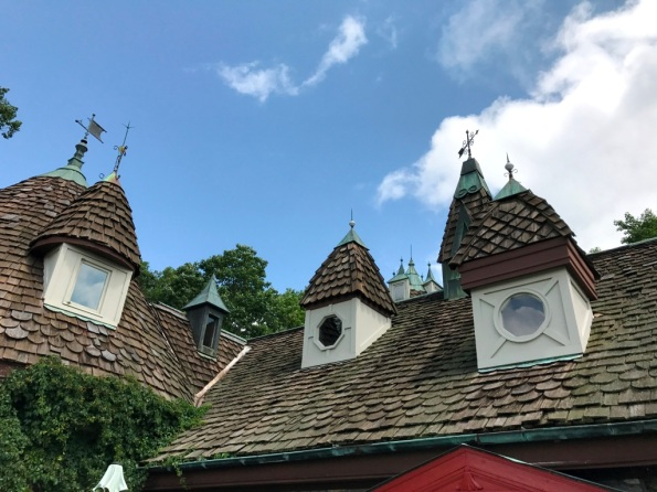 Rooftops of Wing's Castle